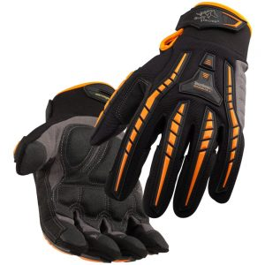 Black Stallion ToolHandz Anti-Impact Glove with BumpPatch GX100